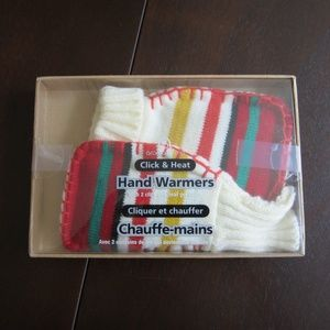 Click & Heat Hand Warmers - NEW IN BOX